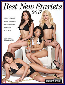 Best New Starlets 2017 Porn DVD