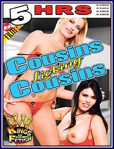 Cousins Licking Cousins 5 Hrs Porn DVD