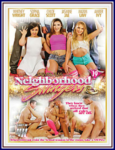 Neighborhood Swingers 19 Porn DVD