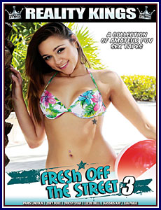 Fresh Off The Street 3 Porn DVD