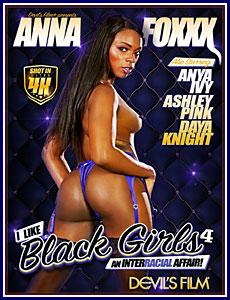 I Like Black Girls 4 Porn DVD