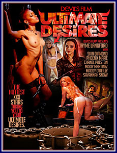 Ultimate Desires Porn DVD