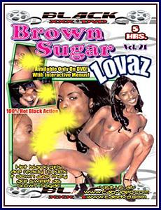 Black XXX 21 Porn DVD