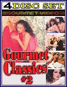Gourmet Classics 2 4-Pack Porn DVD