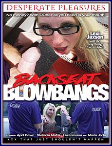 Backseat Blowbangs Porn DVD