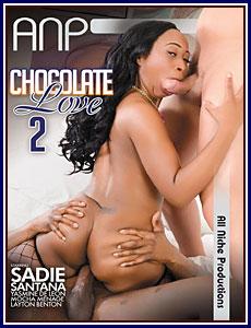 Chocolate Love 2 Porn DVD