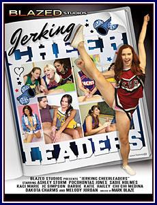 Jerking Cheerleaders Porn DVD