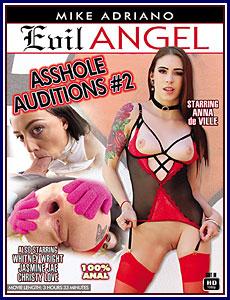 Asshole Auditions 2 Porn DVD