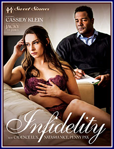 Infidelity Porn DVD