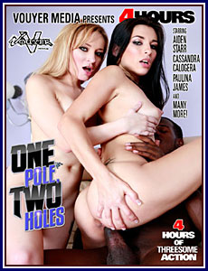 One Pole, Two Holes Porn DVD