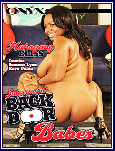 Interracial Backdoor Babes Porn DVD