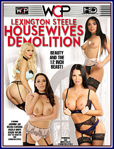 Lexington Steele Housewives Demolition Porn DVD