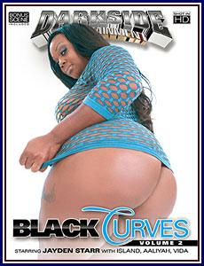 Black Curves 2 Porn DVD