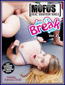 Don't Break Me 7 Porn DVD