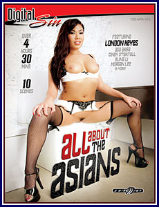 All About The Asians Porn DVD