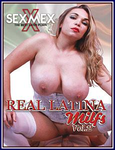 Real Latina MILFs 2 Porn DVD