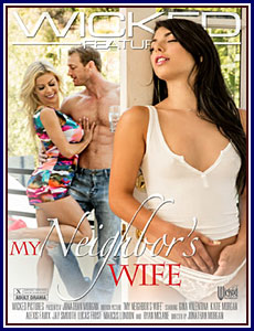 My Neighbor's Wife Porn DVD