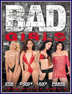 Bad Girls Porn DVD