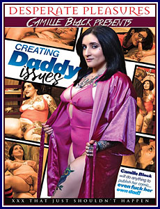Creating Daddy Issues Porn DVD