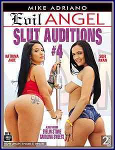 Slut Auditions 4 Porn DVD