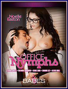 Office Nymphs Porn DVD