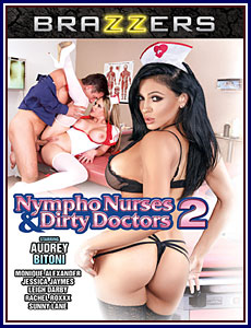 Nympho Nurses and Dirty Doctors 2 Porn DVD