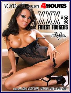 XXX's Finest Fuckers Porn DVD