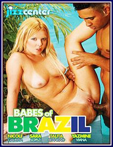 Babes of Brazil Porn DVD