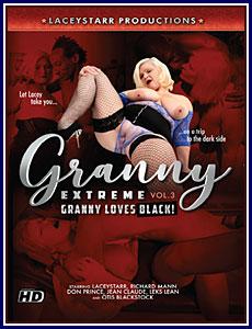 Granny Extreme 3 Porn DVD