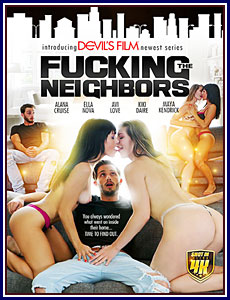Fucking The Neighbors Porn DVD