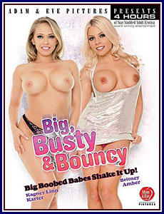 Big, Busty and Bouncy Porn DVD
