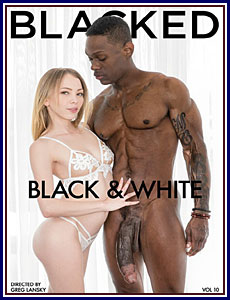 Black and White 10 Porn DVD