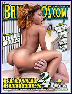 Brown Bunnies 24 Porn DVD