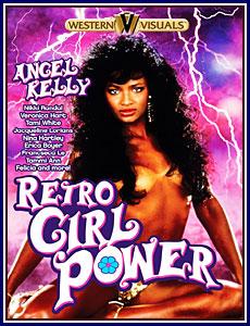 Retro Girl Power