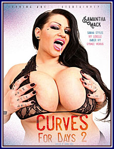 Curves For Days 2 Porn DVD