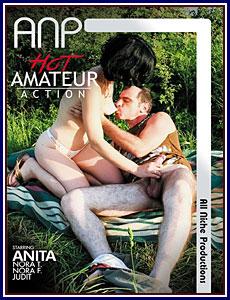 Hot Amateur Action Porn DVD