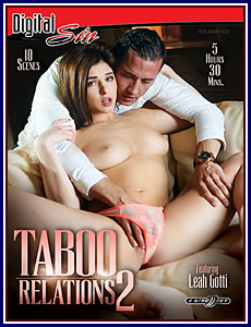 Taboo Relations 2 Porn DVD