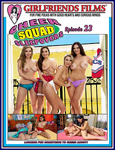 Cheer Squad Sleepovers 23 Porn DVD