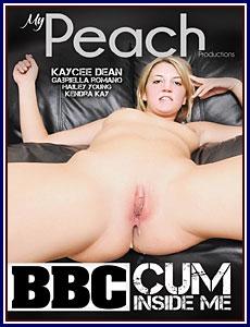 BBC Cum Inside Me Porn DVD