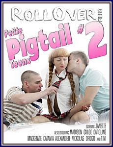 Petite Pigtail Teens 2 Porn DVD