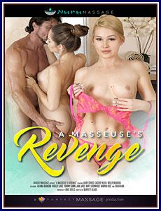A Masseuse's Revenge Porn DVD