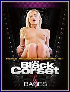 The Black Corset Porn DVD