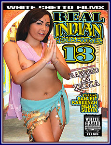 Real Indian Housewives 13 Porn DVD