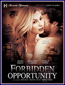 Forbidden Opportunity Porn DVD