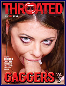 Gaggers 3 Porn DVD