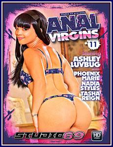 Anal Virgins 11