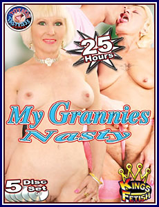 My Grannies Nasty 25 Hours 5-Pack