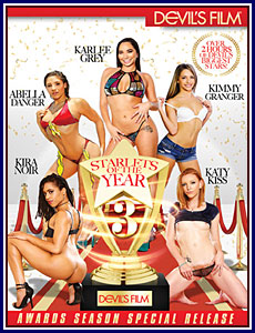 Starlets of the Year 3