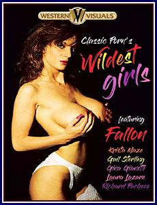 Classic Porn's Wildest Girls