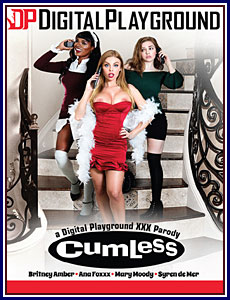 Cumless A Digital Playground Xxx Parody Porn Dvd